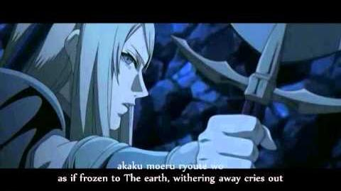 Claymore Character Song Galatea