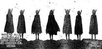 Le compagne - amiche - sette fantasmi - Miria Claire Cinzia Deneve Helen Tabitha Yuma 1