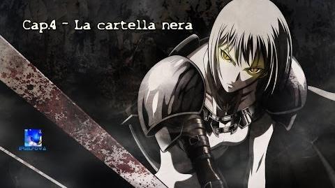 HD Claymore Manga ITA Cap.4 - La cartella nera