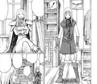 Negozio di vestiti capitolo 16 Claire Teresa
