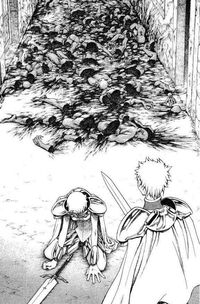 Nido di Yoma uccisi da Priscilla