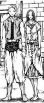 Fidanzati di Hanel nel manga