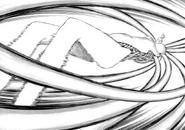 Cassandra mentre utilizza la mangia polvere da risvegliata