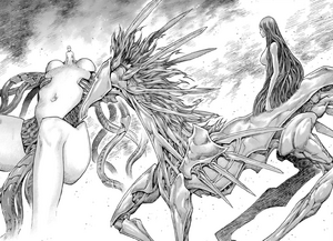 Octavia risvegliata contro Cassandra