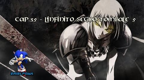 HD Claymore Manga in ITA Cap.35 - L'infinito segno tombale 5