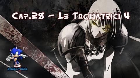 HD Claymore Manga ITA Cap.28 - Le tagliatrci 4