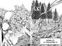 Deneve ferita dal risvegliato di Paburo (manga) 1