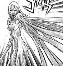 Attacco di Agata nella sua vera forma