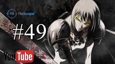 HD Claymore Manga ITA Cap.49 - Il purgatorio dell'abisso 4