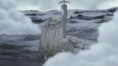 Tomba di Jean nell'anime