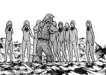 Tirocinanti che piangono dopo aver visto la ferita di Deneve 1 cap 127