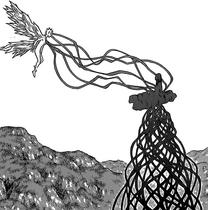 Priscilla attaccata dai tentacoli di Riful 1 - cap 140