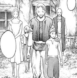 Prima famiglia liberata nella città natale di Priscilla
