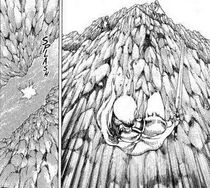 Deneve ferita dal risvegliato di Paburo (manga) 2