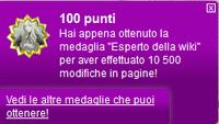 10.500 modifiche in pagine TeresaDelSorriso