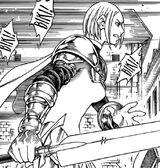 55 rotazioni del braccio per la spada perforante di Helen