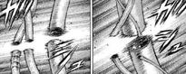 Miria mentre distrugge i macchinari degli asarakam cap 126