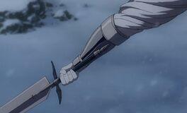 Spada perforante di Jean