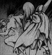 Salvatrice di Claire bambina