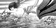 Octavia e Chronos attaccano Priscilla 2 cap 151