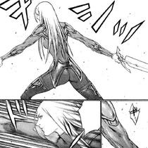 Lancio della spada Yuma cap 83