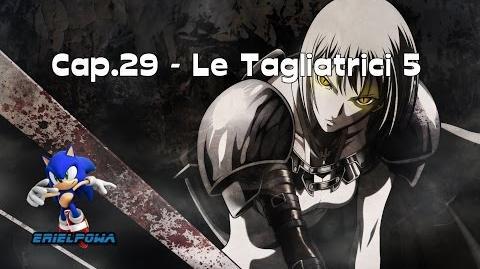 HD Claymore Manga ITA Cap.29 - Le Tagliatrici 5