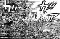 Priscilla attaccata da Octavia 1 cap 149