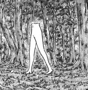 Wandering torso