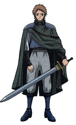Raki with sword