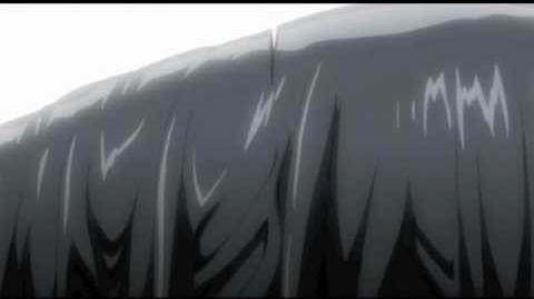 Claymore Clare's goodbye kiss