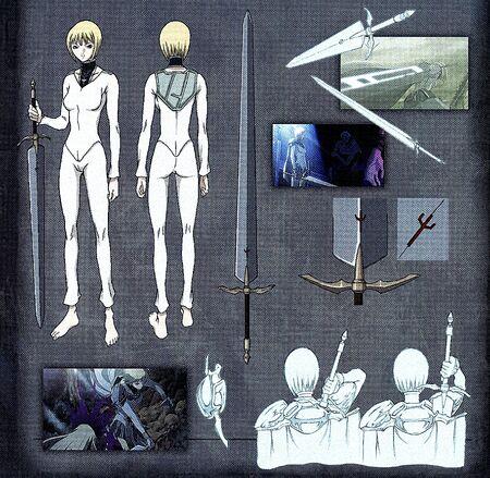 Sword details