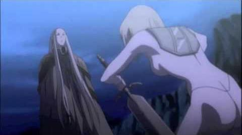 Claymore Anime Scene 14