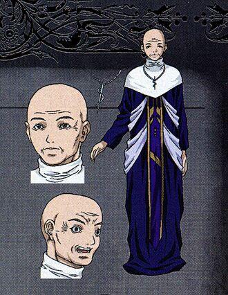 Father Vincent profiles