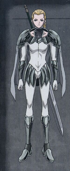 Veronica in Uniform