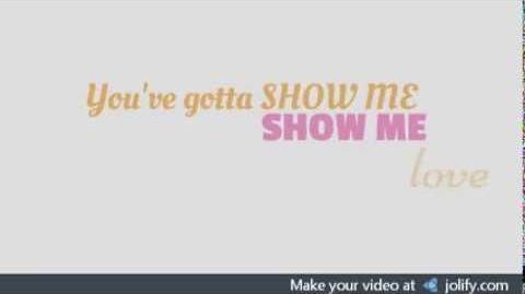 Epic Pop - Show Me Love (with lyrics)