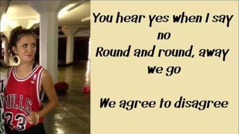 Alyson Stoner - Dragon (That's What You Wanted) - Lyrics