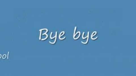 Bye Bye Bye Lyrics