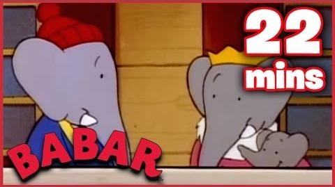 Babar A Pair of Queens Ep. 42