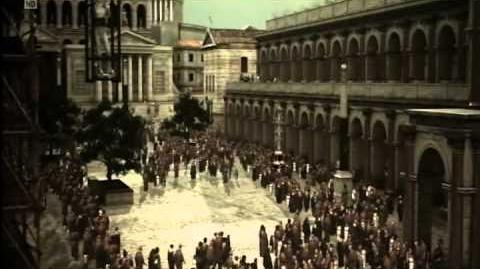 National Geographic Rome's Greatest Battles Battle of Actium