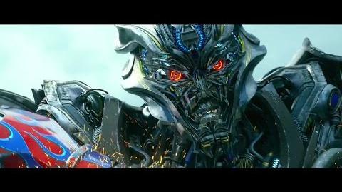 Optimus vs. Galvatron & Lockdown Scene HD 1080p