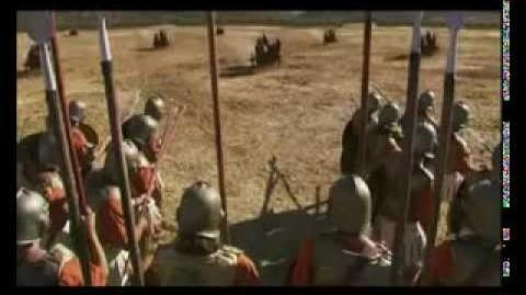 THE BATTLE OF GAUGAMELA - History Discovery War (documentary)