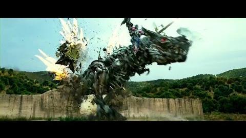 Transformers 4 - Dinobots vs