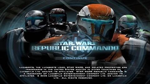 PC Longplay 241 Star Wars Republic Commando (part 1 of 3)