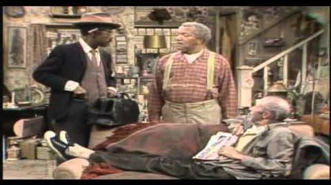Sanford and Son - A Guest in the Yard