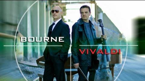 Code Name Vivaldi (Bourne Soundtrack Vivaldi Double Cello Concerto) - ThePianoGuys