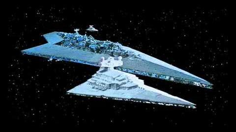 Star Wars Imperial Executor - Tribute Theme
