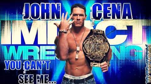 "(NEW) 2014 John Cena 3rd TNA Theme Song ► ""Basic Thuganomics V2""(Remix) DLᴴᴰ"