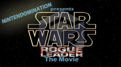 (Gamecube Classics) - Star Wars Rogue Squadron 2 - The Movie