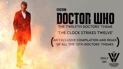 Doctor Who Series 8 - The 12th Doctors' Theme - The Ultimate Remix