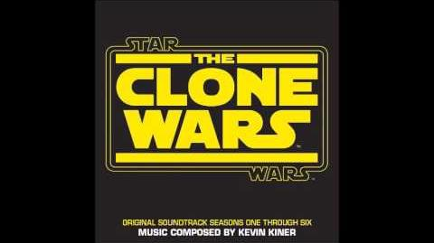 Clone Cadets - Star Wars The Clone Wars Soundtrack